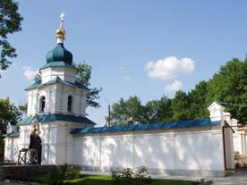 Церковь Антония иФеодосия Киево-Печерских.