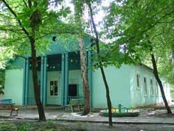 Святогорск. Детский Оздоровительный Центр Ястребок вСвятогорске