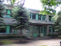 Чайка база отдыха в Святогорске
