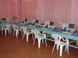 Святогорск. Детский Оздоровительный Центр Чкалова в Святогорске