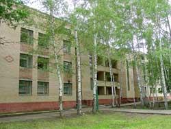 Святогорск. Детский Оздоровительный Центр Голубок в Святогорске