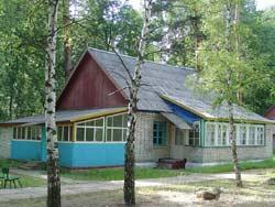 Святогорск. Детский Оздоровительный Центр Изотовец в Святогорске