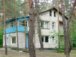 Металлург база отдыха в Славяногорске