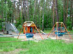 Металлург база отдыха в Святогорске