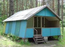 Тишина база отдыха в Святогорске