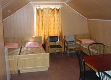 Тишина база отдыха в Славяногорске