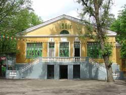 Святогорск. Детский Оздоровительный Центр имени Тюленина в Святогорске