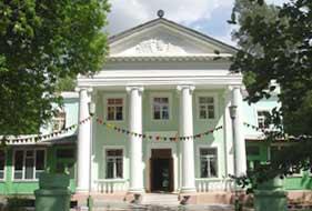Святогорск. Детский Оздоровительный Центр Ястребок в Святогорске